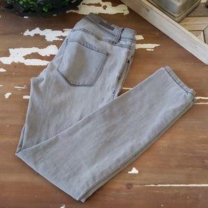 Lauren Conrad Gray Jeans